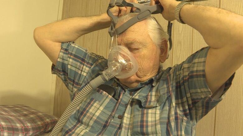 Hefty price of sleep apnea machines tying up hospital beds