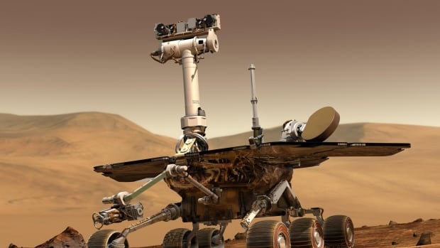 NASA's Mars Opportunity rover declared dead
