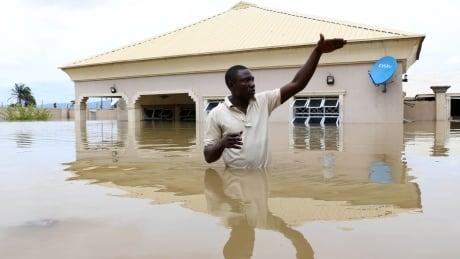 Floods in Nigeria kill 100 people
