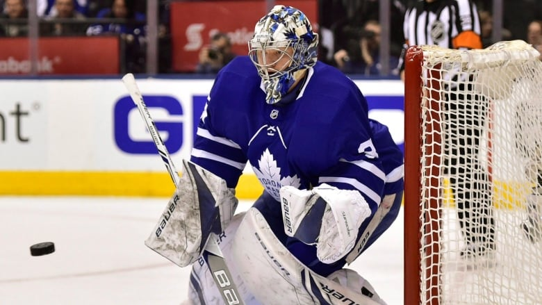Leafs Andersen Pens Murray Return To Nets For Thursday Showdown