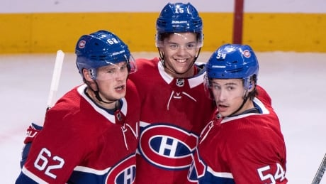 Roundup: Canadiens edge Devils with 3 goals in 92 seconds