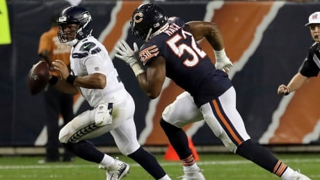 Bears' defence shines in win over Seahawks
