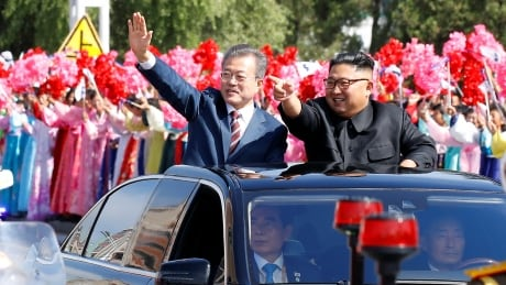 Korean leaders meet in Pyongyang for 1st time in more than a decade thumbnail
