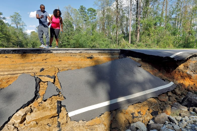 Storm-ravaged Carolinas brace for even more flooding