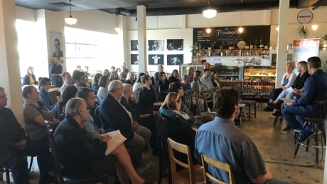 Arts, culture take centre stage at policy panel downtown