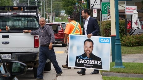 CAQ threatening Liberal dynasty in Papineau | CBC