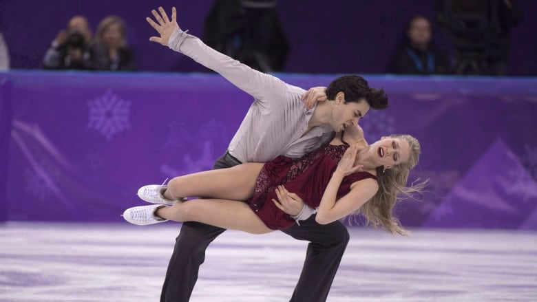 Weaver, Poje to debut emotional free dance in their only