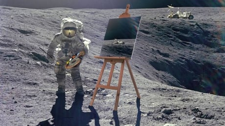 Vancouver artist shooting for trip to moon by 2023