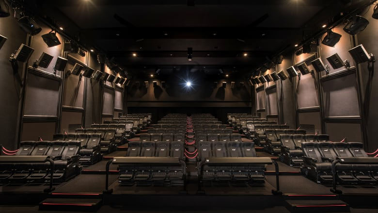 4d movie theatre coming to calgary cbc news. Black Bedroom Furniture Sets. Home Design Ideas