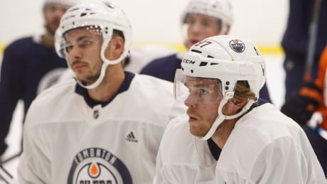 Rattie, Puljujarvi make their case for Oilers' right-wing spots