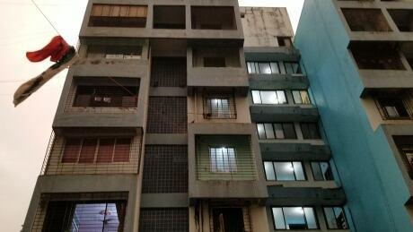 Nondescript building in Mumbai home to a phone scam