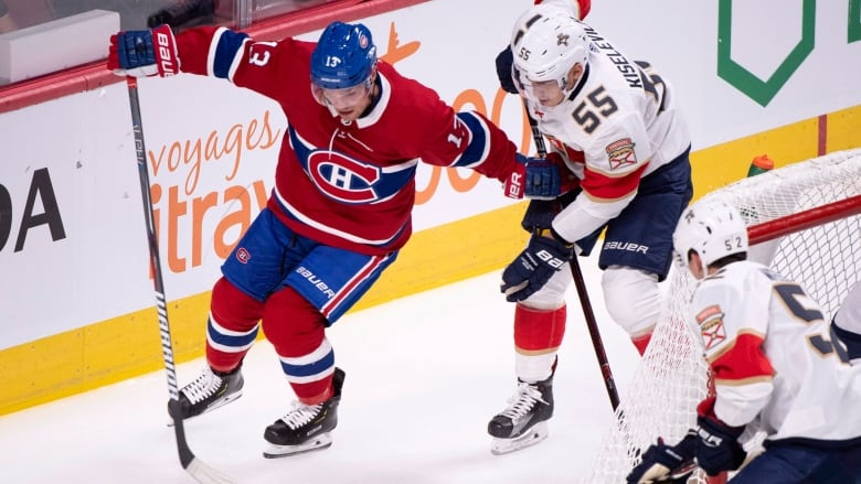 Canadiens' Domi suspended for preseason for punching Ekblad
