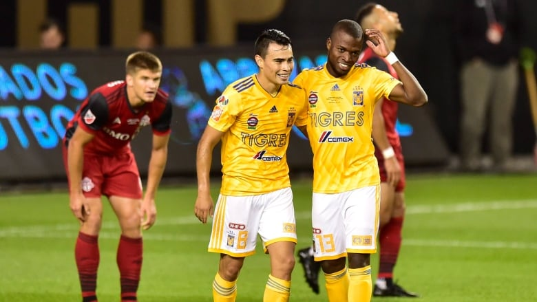 mexico s tigres down toronto fc in campeones cup battle of champions