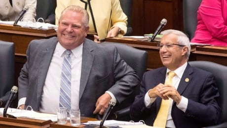 Ford government poised to cut watchdog posts for children, environment: sources