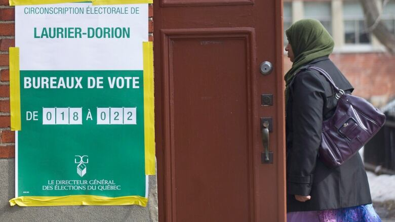 So you want to vote in the quebec election? lets make sure you can