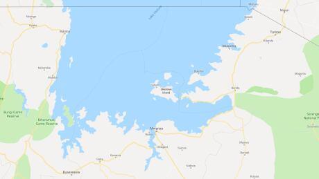 Ferry sinks in Tanzania's Lake Victoria, 44 confirmed dead