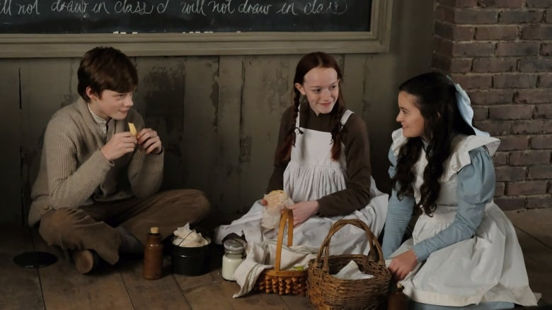 Anne with an E adds first black character, LGBTQ storyline