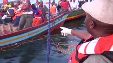 Death toll reaches 100 in Tanzania ferry disaster, state media say