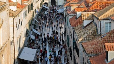 How hordes of Game of Thrones fans are causing chaos in Dubrovnik
