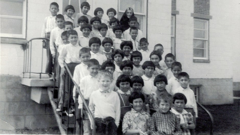 cbc.ca - Jorge Barrera - 'I can't escape': Life as a non-Indigenous student at the notorious St. Anne's residential school