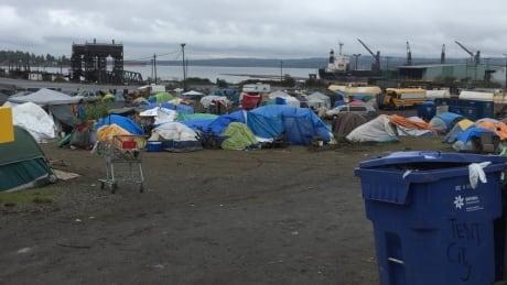 Discontent City Nanaimo