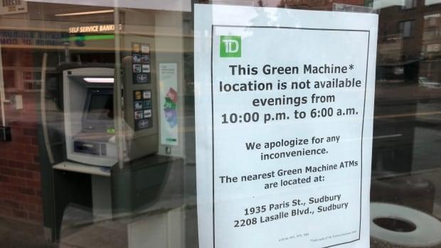 Atm Bank Machine Vestibules Td Sudbury Jpeg