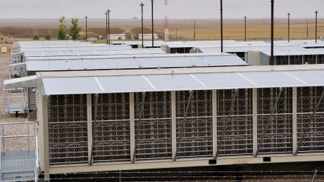 bitcoin mining uses so much electricity that 1 city could curtail facility s power during heat waves