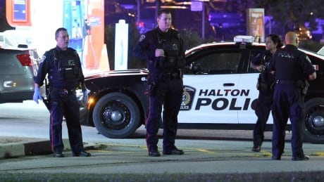 Halton officer released from hospital after being shot