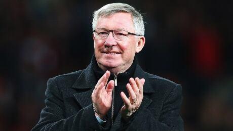 'Emotional' return to Old Trafford for ex-Man United manager Alex Ferguson
