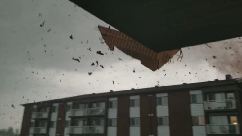 Tornado touches down in Ottawa and Gatineau, Que