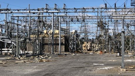 Merivale substation