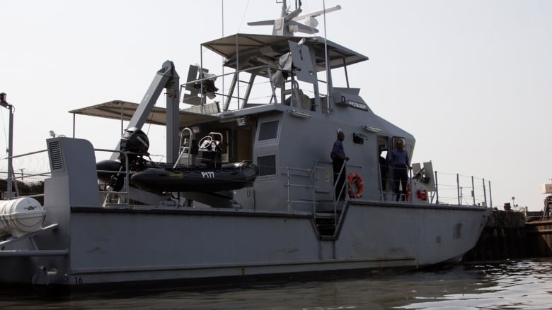 Swiss-flagged cargo ship attacked off Nigeria, 12 kidnapped