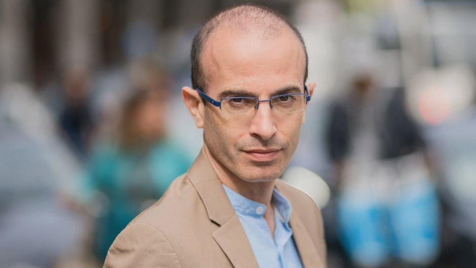 cbc.ca - CBC News - Author Yuval Noah Harari warns AI will make us 'intolerant' of fellow humans