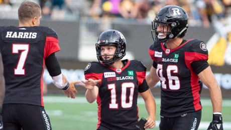 Ward breaks single-season consecutive FG mark as Redblacks top Eskimos