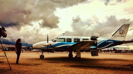 'It's time' says says first Indigenous woman in Canada to own airline