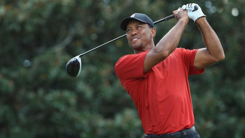 Tiger Woods Wins His First Title In Five Years