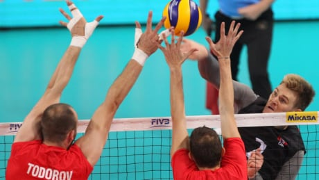 Canada closes out volleyball worlds with win over Bulgaria