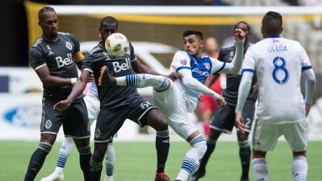 Whitecaps' playoff dreams fading following loss to FC Dallas