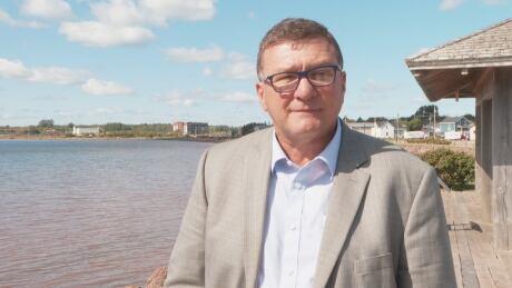 Brent Gallant running for mayor of Summerside
