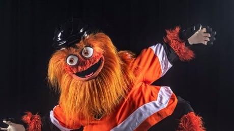 Philadelphia's new mascot more terrifying than Broad Street Bullies
