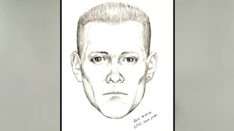 Do you recognize this man? RCMP release sketch of alleged UBC voyeur