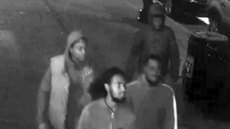 Police ask for help identifying 4 men in connection with St. Catharines shooting