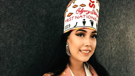 Calgary Stampede's 2019 First Nations Princess wants to highlight anxiety, Indigenous education