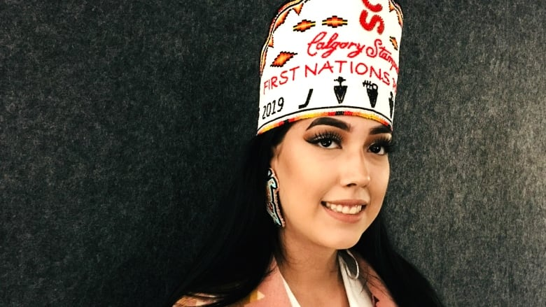 Astokomii Smith The Newly Crowned 2019 First Nations Princess For The