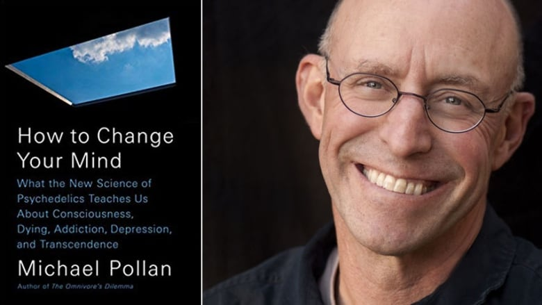 Author Michael Pollan on the therapeutic use of psychedelic drugs