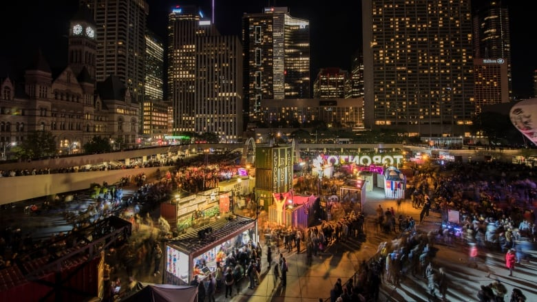 Here's what you can expect from Nuit Blanche this weekend