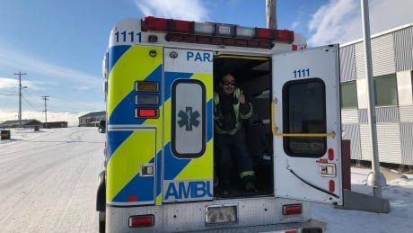 Gjoa Haven receives community's first ambulance