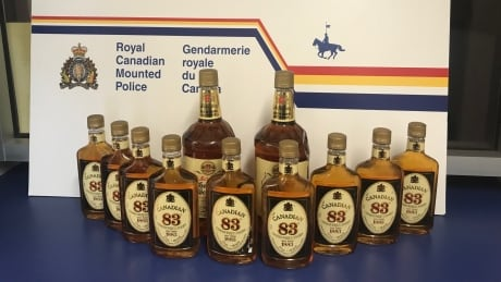 RCMP confiscate liquor destined for Whati
