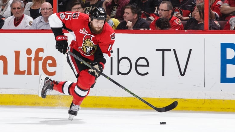 best authentic 6c57a 48e78 Senators put Zack Smith on waivers | CBC Sports