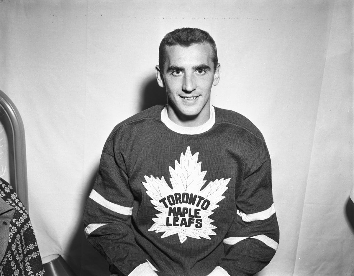 c2026ca48 Former Maple Leafs player, 1951 Stanley Cup champion Danny Lewicki dies at  87